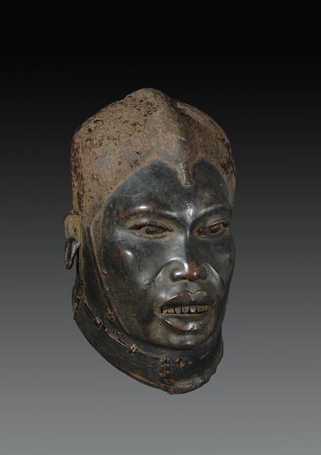 , 'Makonde Helmet Mask,' ca. 19, Entwistle