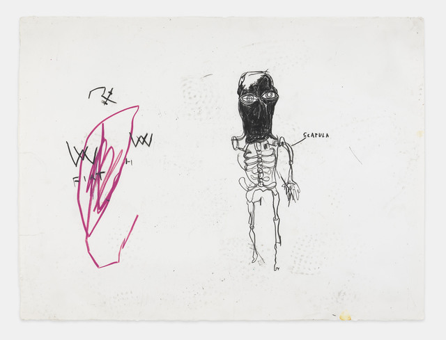 , 'UNTITLED (SCAPULA),' 1983, Cheim & Read