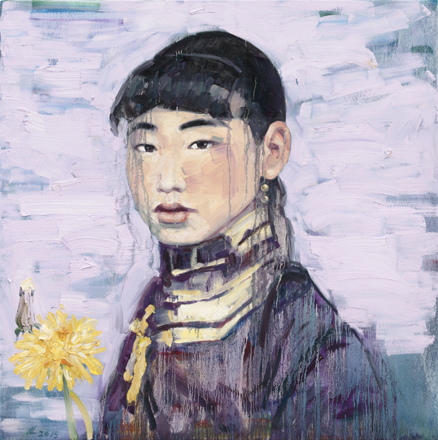 , 'Dandelion 12a ,' 2015, Turner Carroll Gallery