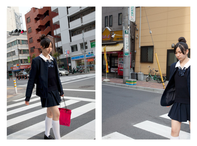 , 'Tokyo Tokyo - Ueno, no. 22, Tokyo, Japan,' 2010, mariondecannière