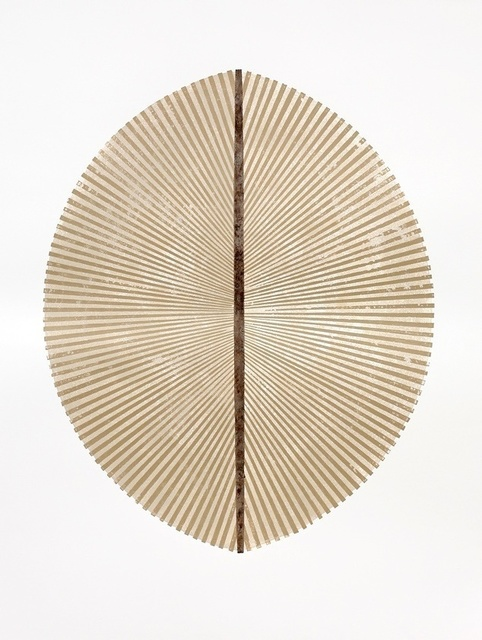 , 'Woodblock II,' 2010, K. Imperial Fine Art