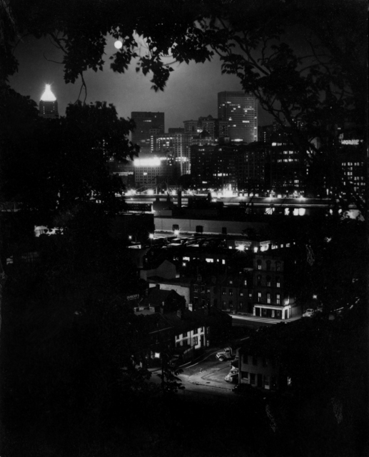 , 'Untitled, from Pittsburgh,' 1955, Etherton Gallery