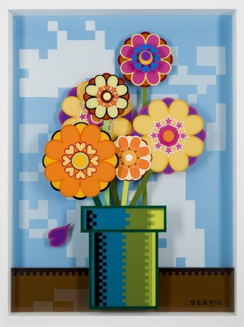 , 'Sun Flowers,' 2016, Lawrence Alkin Gallery