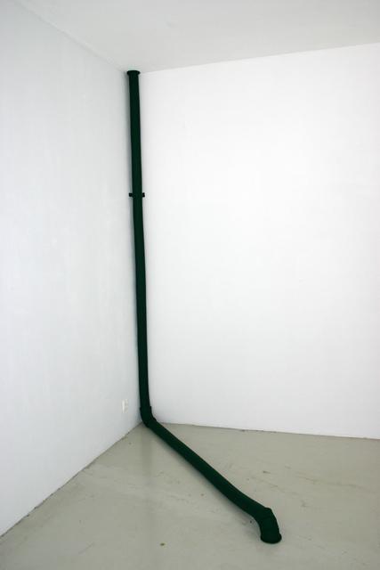 , 'Green Situation B,' 2010, Christinger De Mayo