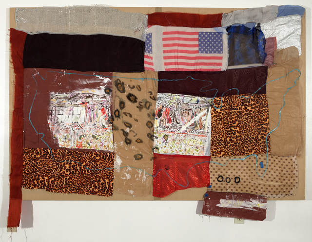, 'Bernadine,' 2014, Jane Lombard Gallery