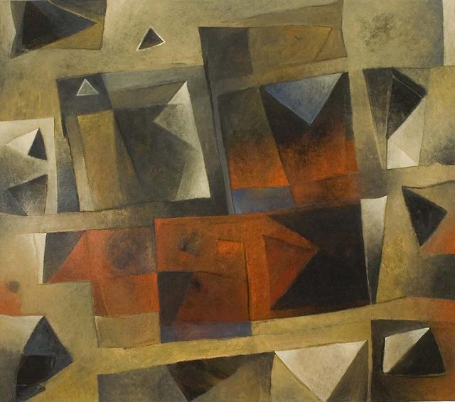 Jose Villalobos, 'Paisaje con Vestigios', 2007, Caldwell Snyder Gallery
