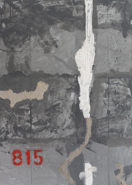 , 'Hidden Numbers-815,Tokyo,' 2017, Everybody Needs Art