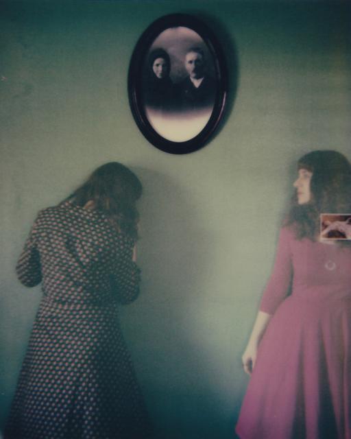 Lisa Toboz, 'Palimpsest', 2017, Instantdreams