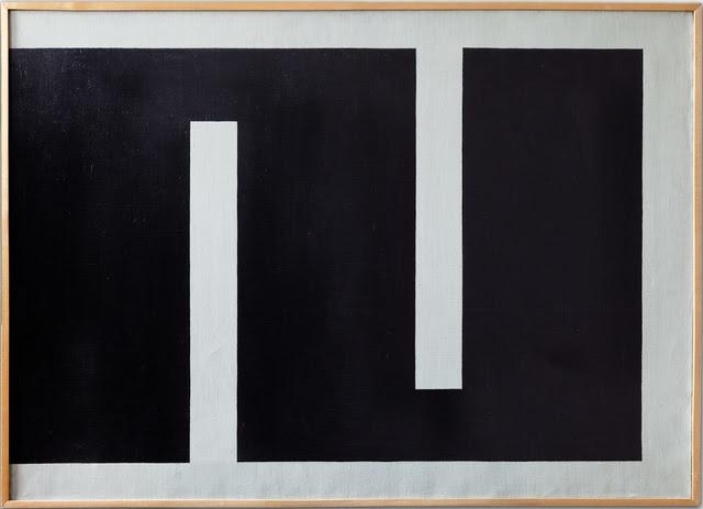 Julije Knifer, 'M 69 4-3', 1969, Museo de Arte Contemporáneo de Buenos Aires