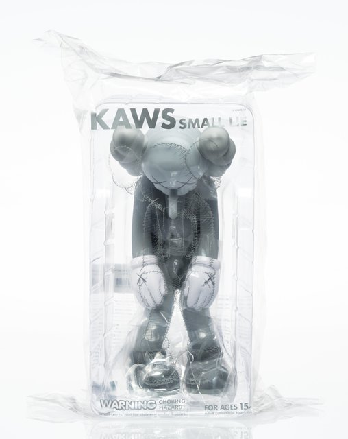 KAWS, 'Small Lie (Grey)', 2017, Heritage Auctions
