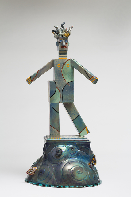 , 'Untitled Figure (Block),' 2004, Ferrin Contemporary