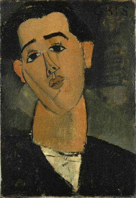 , 'Juan Gris,' 1915, Tate Modern