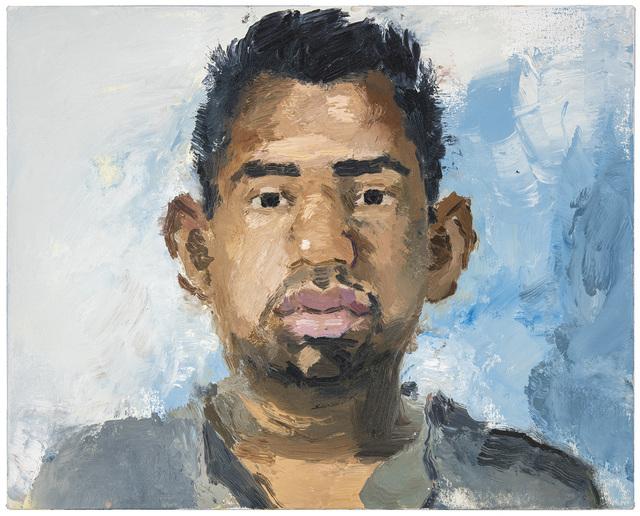 , 'Manuel,' 2014, Miles McEnery Gallery