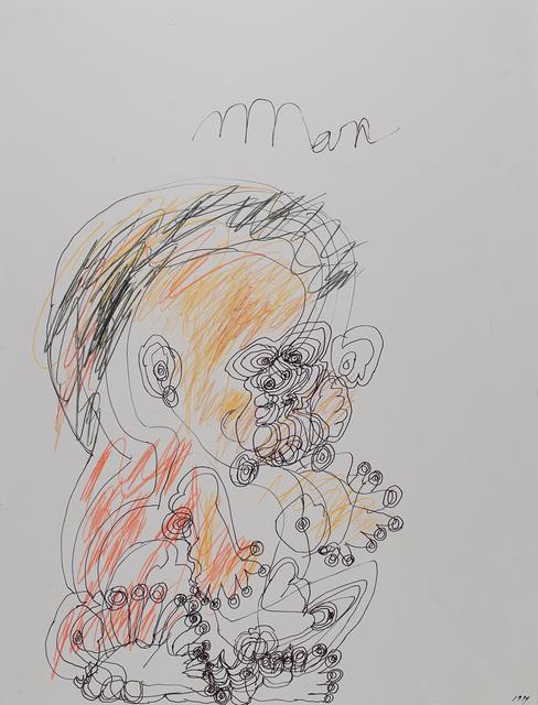 , 'Untitled,' 1994, Cavin-Morris Gallery
