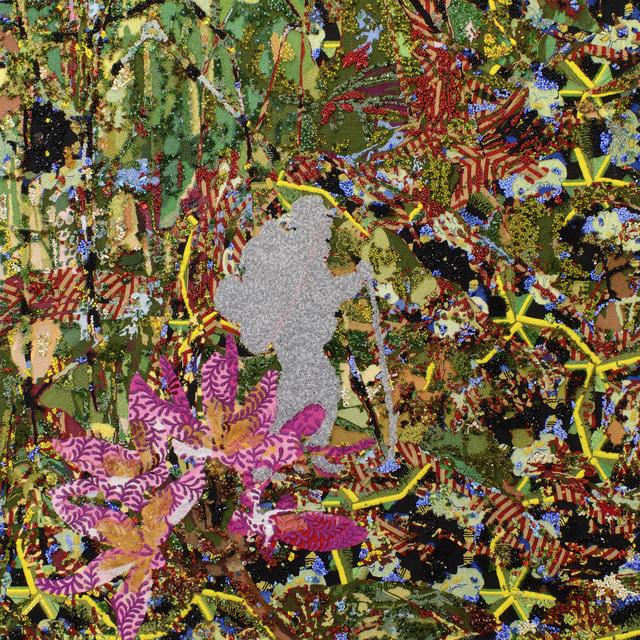 , 'Where Is the Line,' 2015, GALLERYSKE