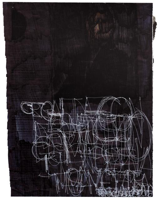 , 'untitled,' 2016, christian berst art brut