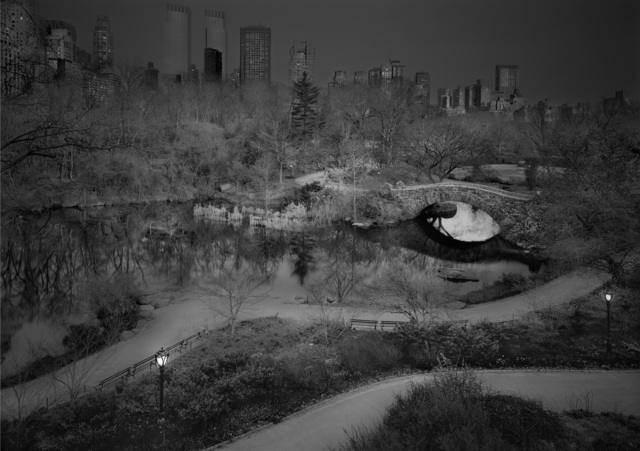 , 'Deep In A Dream - Central Park - North West View,' 2014, Holden Luntz Gallery
