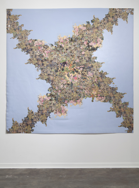 George Rahme, 'Flowers and Feathers', 2014, Simone DeSousa Gallery