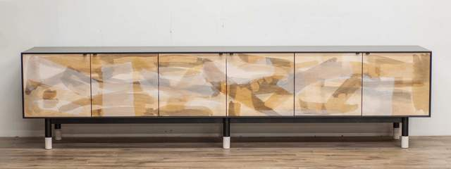 Jeff Martin, 'Painted Credenza', 2016, Jeff Martin Joinery