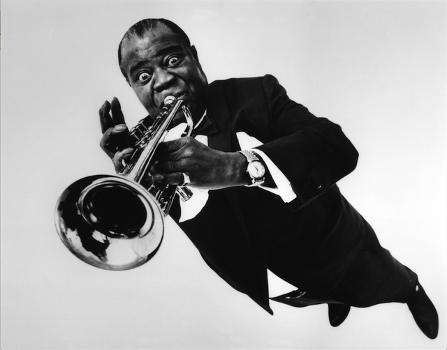 , 'Louis Armstrong,' 1966, °CLAIR Galerie