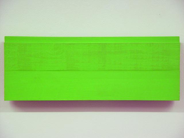 , 'Plank ,' 2012, LA Artcore