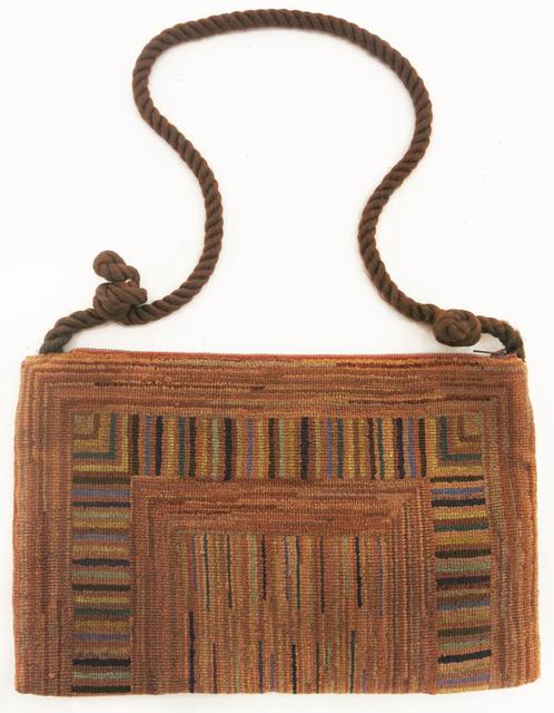 , 'Geometric Handbag,' ca. 1940, Edward Thorp Gallery
