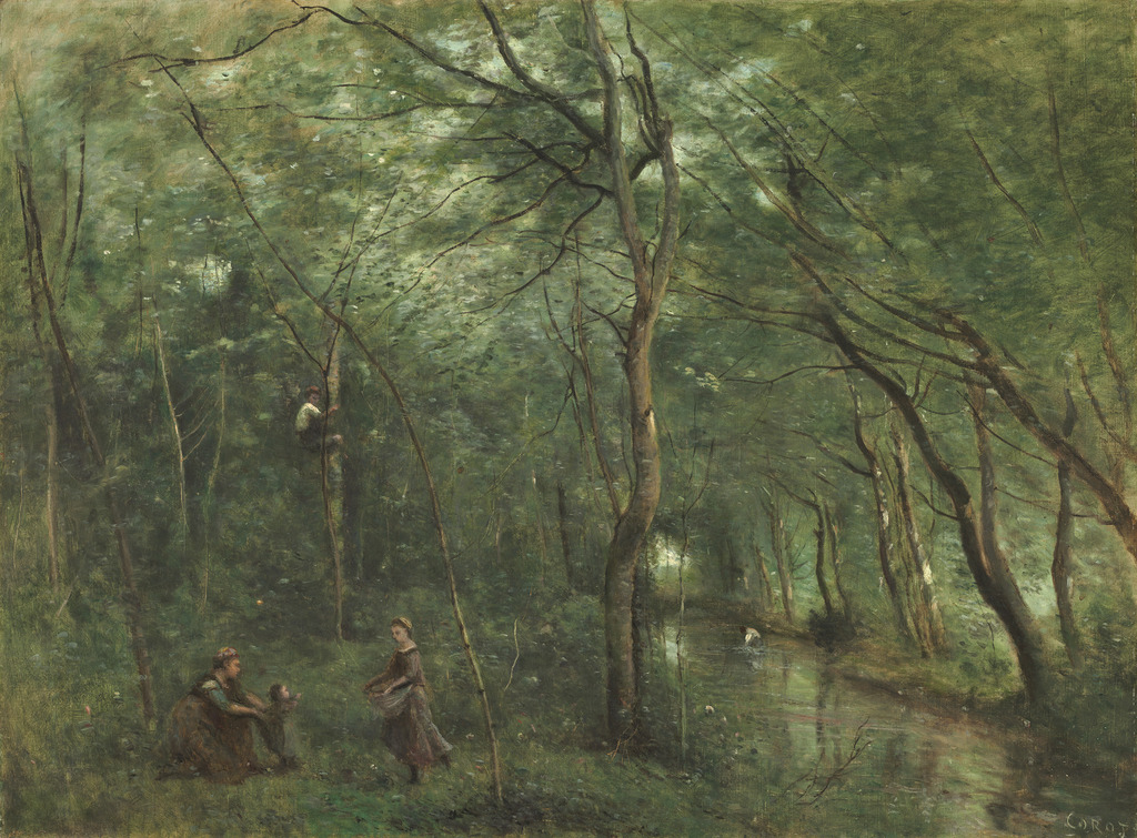 the life and contributions of jean baptiste camille corot Works from renowned painters - including jean-baptiste-camille corot and jean-charles cazin - will soon have a home in the montana museum of art & culture's permanent collection at the university of montana.