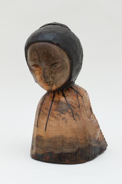 , '[12 Torso] No. 4 girl like Bandung guardian deity of children,' 2016, Mizuma Art Gallery