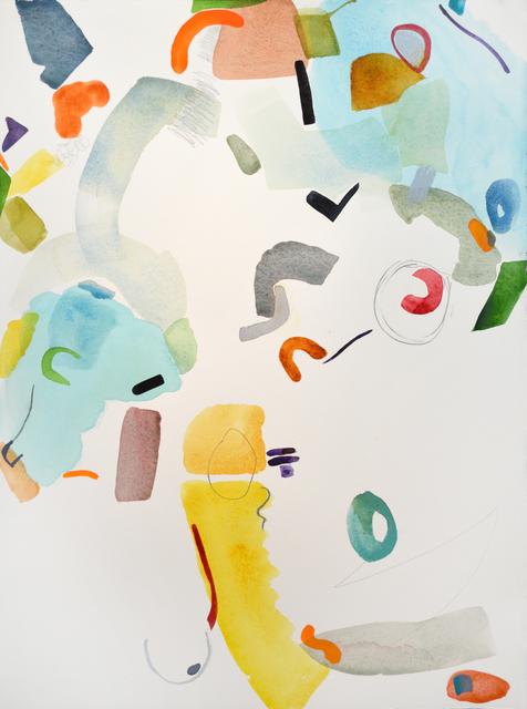 , 'Clamoring,' 2017, Cerulean Arts