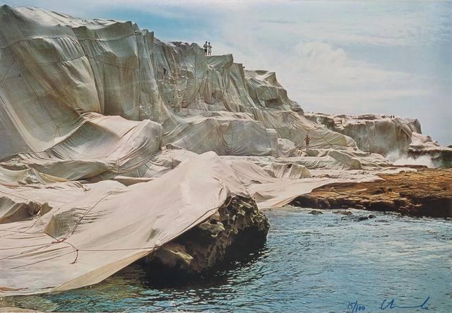 Christo and Jeanne-Claude, 'Wrapped Coast, Little Bay, Australia', 1969, Doyle