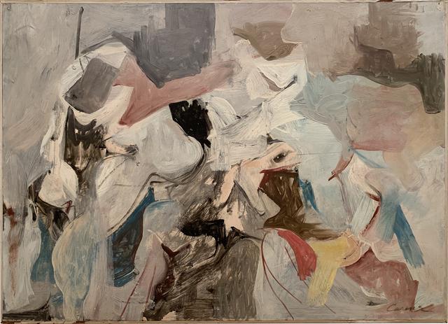 Nicolas Carone, 'Untitled', 1959, Mark Borghi