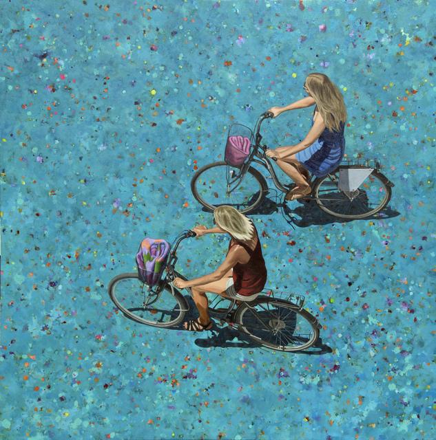 , 'Vamos a la Playa,' 2017, Caldwell Snyder Gallery