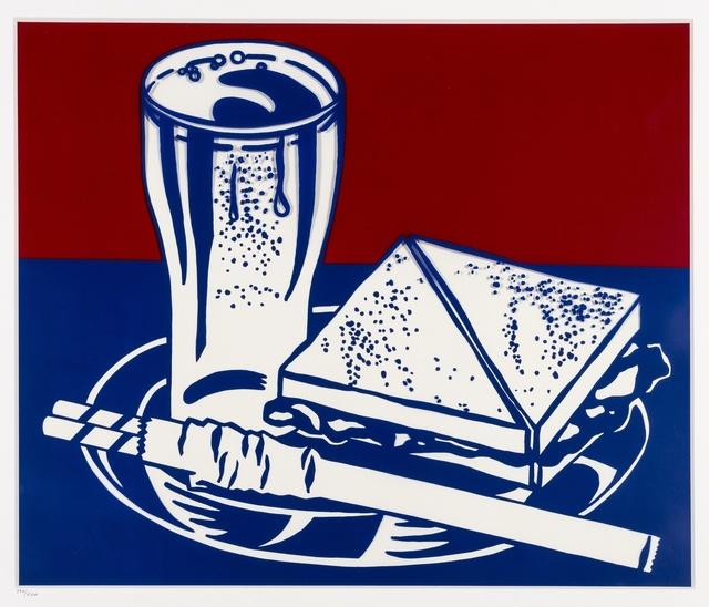 Roy Lichtenstein, 'Untitled', 1964, Forum Auctions