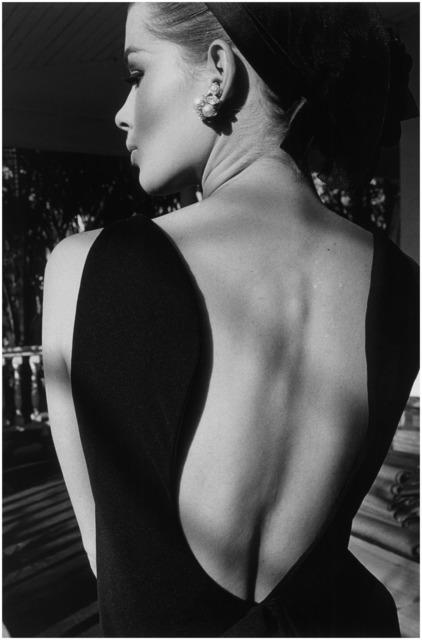 Jeanloup Sieff, 'Le dos d'Astrid, Palm Beach, Harper's Bazaar', 1964, Bernheimer Fine Art