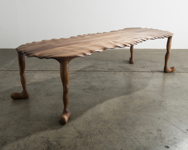 "The Haas Brothers, '""Young Willing & Table"" Dining Table', 2016, R & Company"