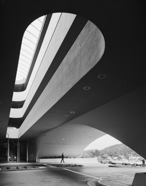 , 'Marin County Civic Center, Frank Lloyd Wright, San Rafael, CA,' 1963, Yossi Milo Gallery