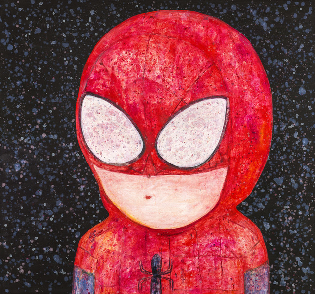 , 'Save the World – Spider-Man,' 2016, Liang Gallery