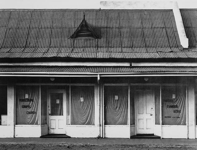 , 'Pinkster Church, Pretoria (Tshwane), Transvaal (Gauteng),' 1967, James Hyman Gallery