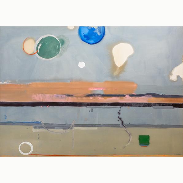 , 'Scorpio,' 1987, Helen Frankenthaler Foundation