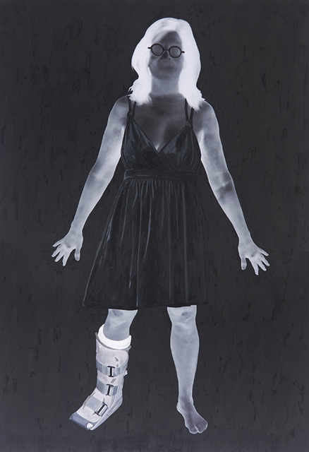 , 'Paperdoll 14,' 2009, Nohra Haime Gallery