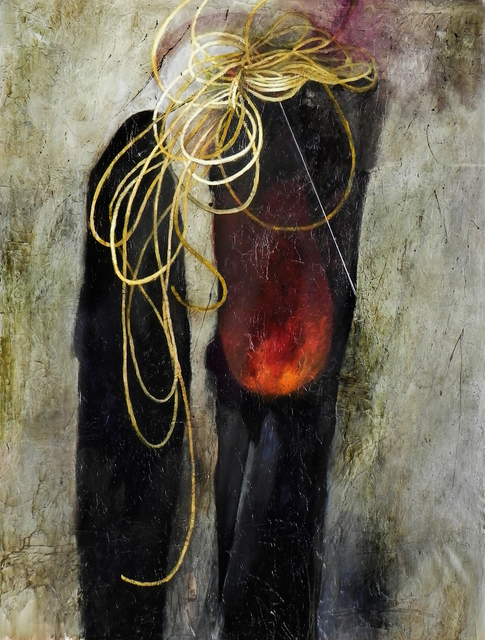 "Tony Bass, '""Stele""', 2012, Southwest Gallery"
