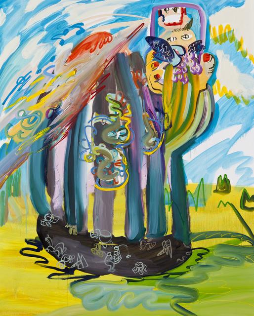 , 'Selfie,' 2014, Gallery EM