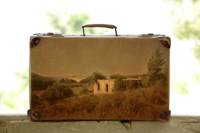 Yuval Yairi, 'Memory Suitcase #2', 2007, Zemack Contemporary Art