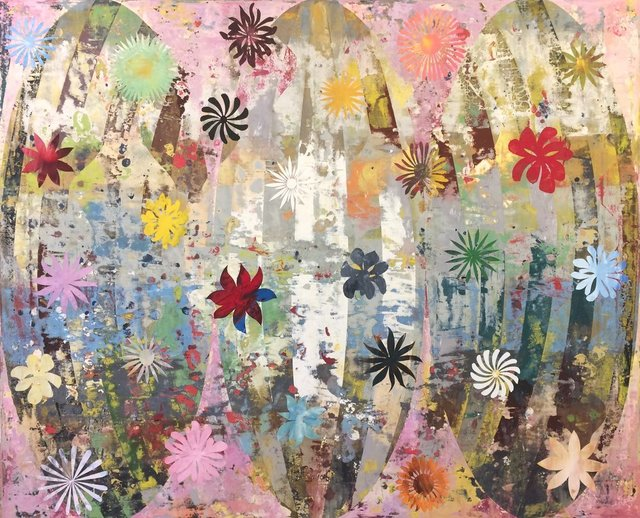 , 'Flower Tapestry 1,' , Sara Nightingale Gallery