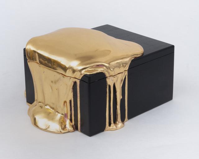 Nancy Lorenz, 'Red Gold Box', 2019, Gavlak