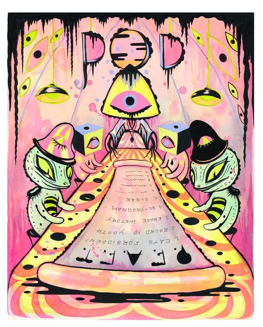 , 'P.O.D.,' , Corey Helford Gallery