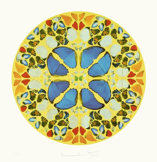 Damien Hirst, 'Psalm: Domine, Dominus Noster ', The Drang Gallery