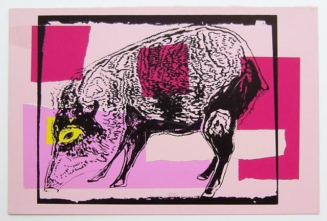 , 'Vanishing Animals -- Giant Chaco Peccary (2),' 1986, Hamilton-Selway Fine Art