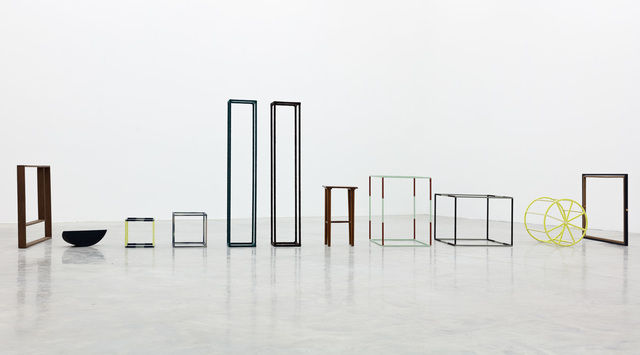 , 'Pause and Position - Jeong,' 2012-2015, Tina Kim Gallery