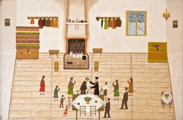Giorgos Rigas, 'Ritual', 1990, C. Grimaldis Gallery